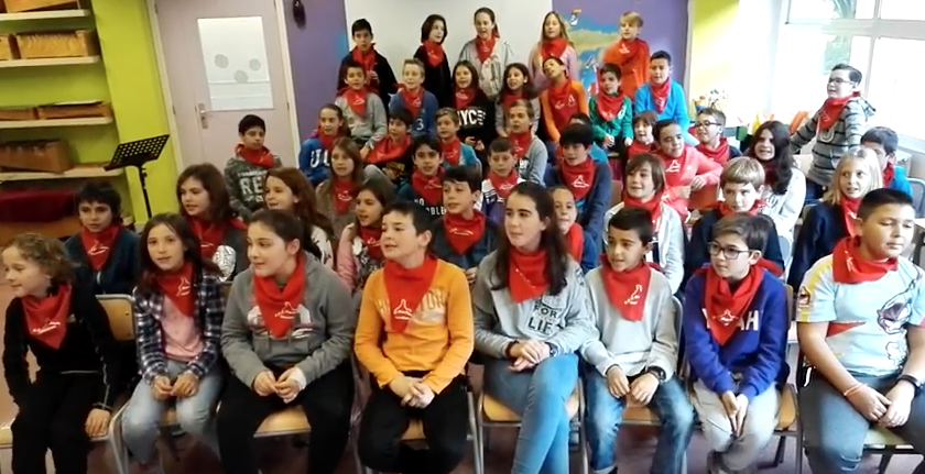 Escola Pau Casals, Vacarisses