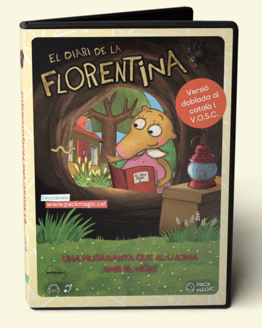 El diari de la Florentina, Pack Magic