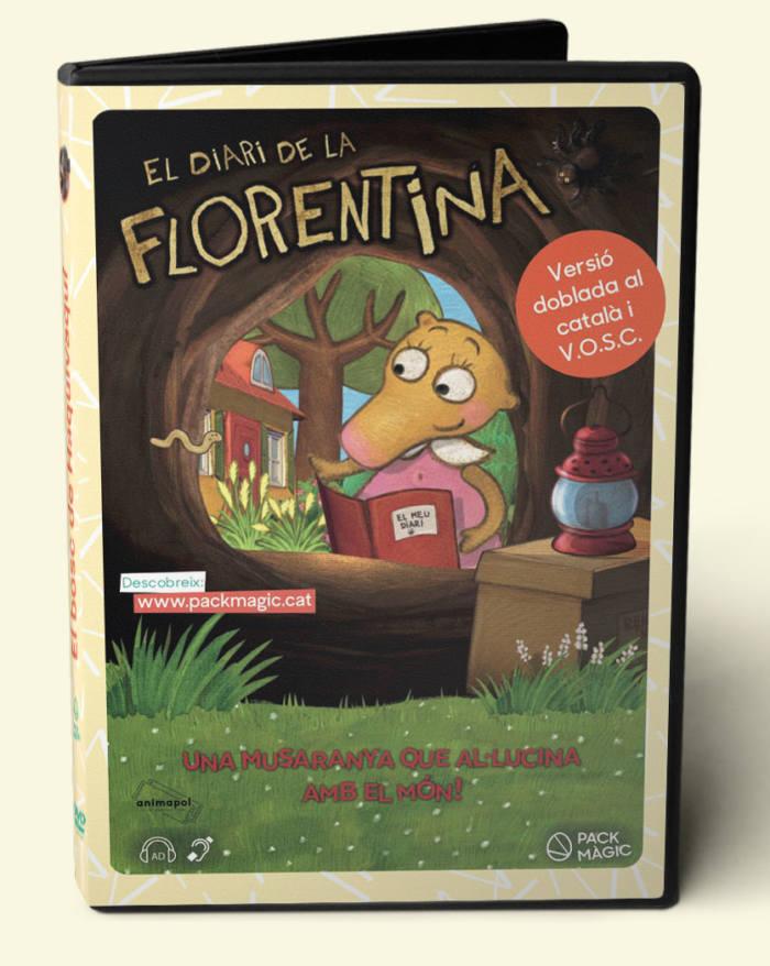 El diari de la Florentina, Pack Magic