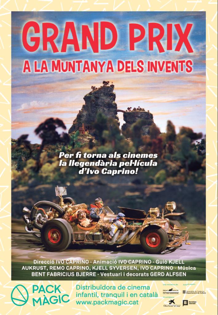 Grand Prix i la muntanya dels invents