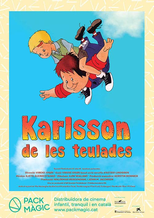 Karlsson de les teulades
