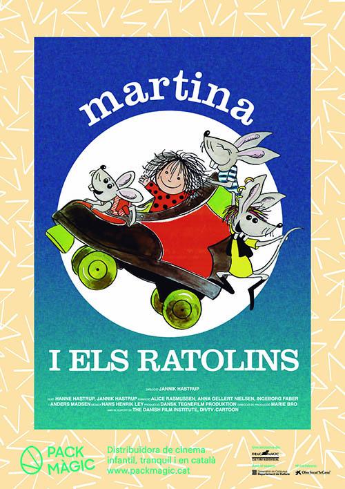 Martina i els ratolins