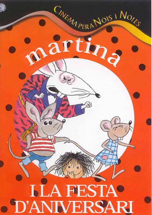 Martina i la festa d'aniversari