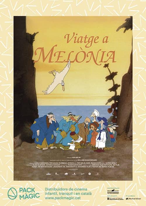 Viatge a Melònia
