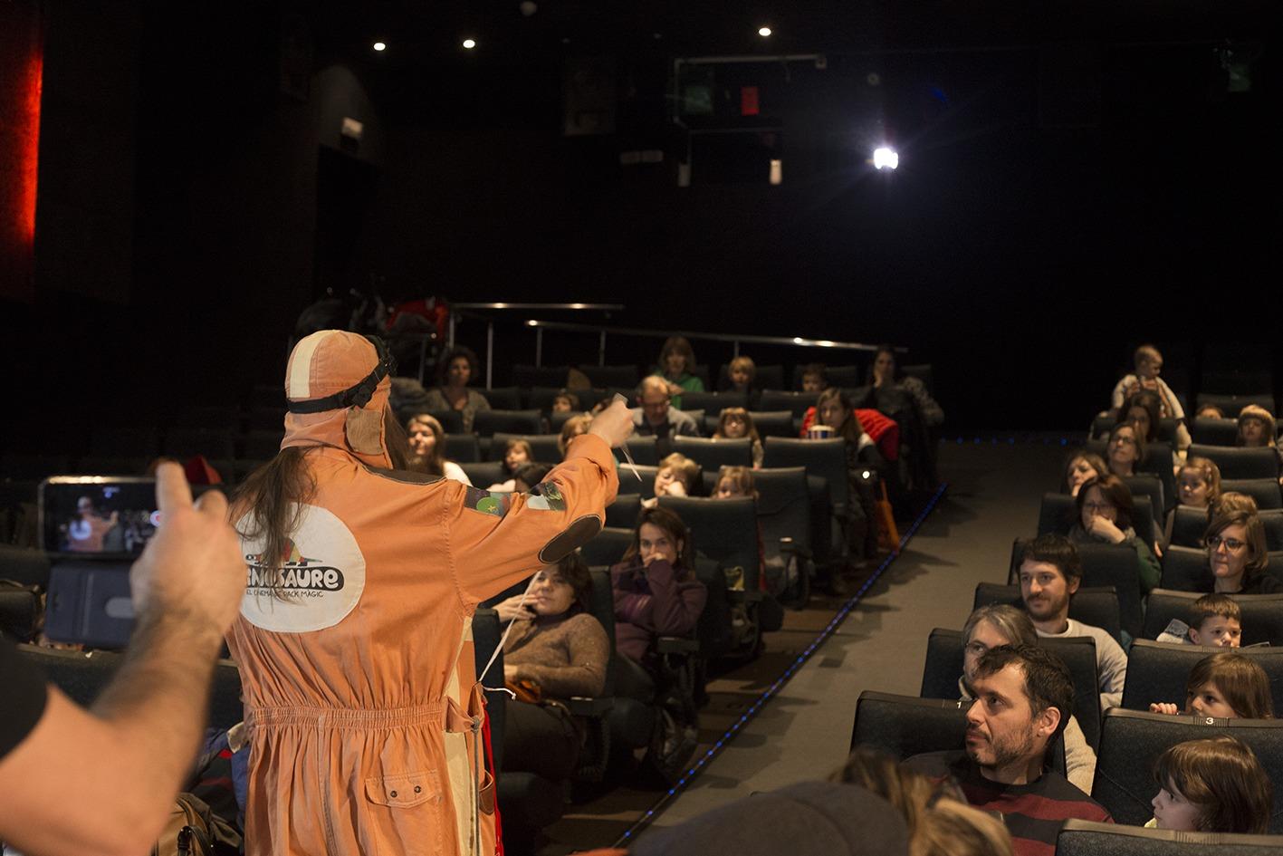 Kinosaure Cinemes Girona Pack Màgic