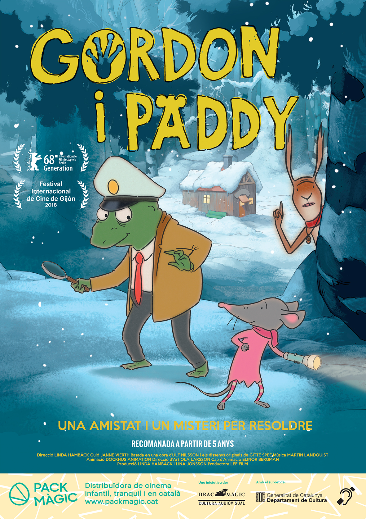 Gordon i Paddy Pack Màgic