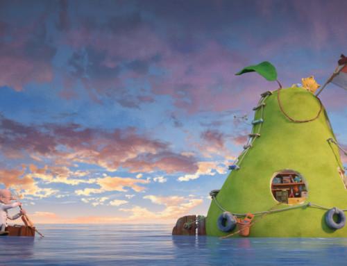 """""""Com acaba l'escena?"""" #04 repte setmanal de """"La increïble història de la pera gegant"""""""