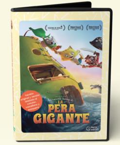 la increible historia de la pera gigante