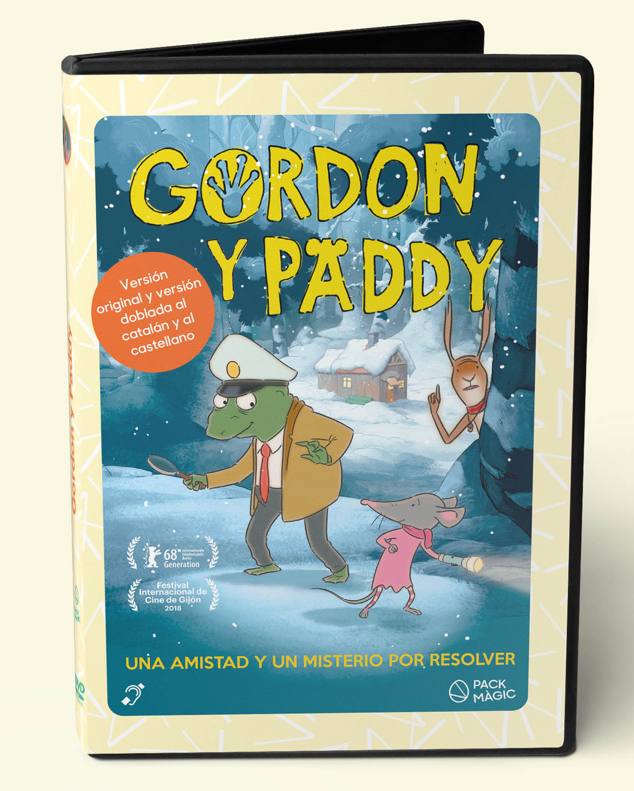 Gordon i paddy
