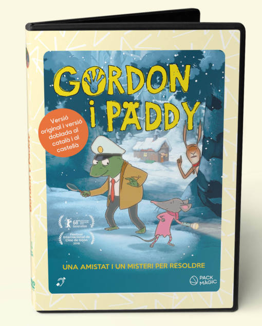 Gordon i paddy DVD