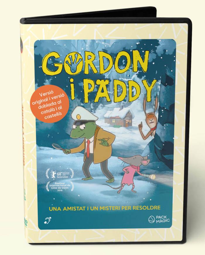 Gordon i paddy DVD