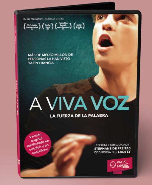 a viva voz dvd
