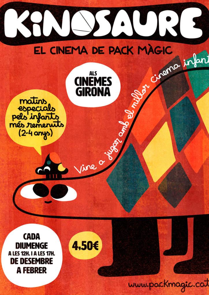 Kinosaure Barcelona