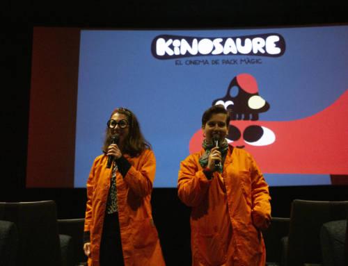 Recta final de Kinosaure