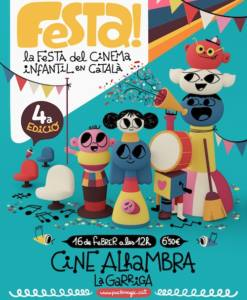 Un dia de festa! al Cine Alhambra