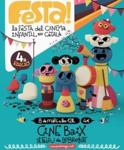 Un dia de festa! al CineBaix