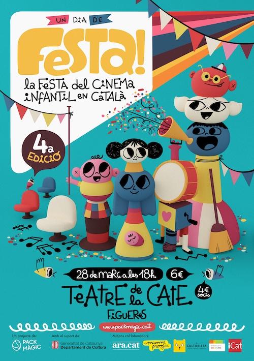 Un dia de festa! a La Cate