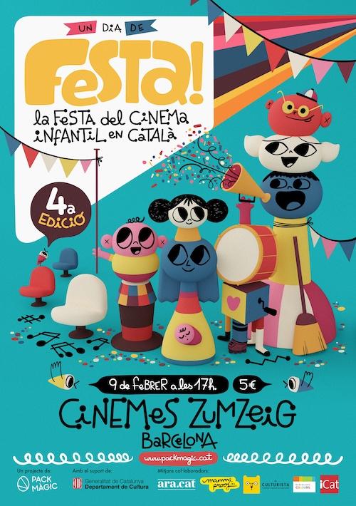 Un dia de festa! als Cinemes Zumzeig